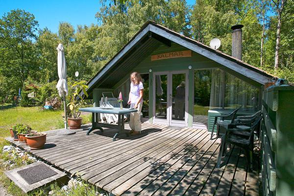 Ein Ferienhaus auf Mön - entspannter Urlaub in der Natur