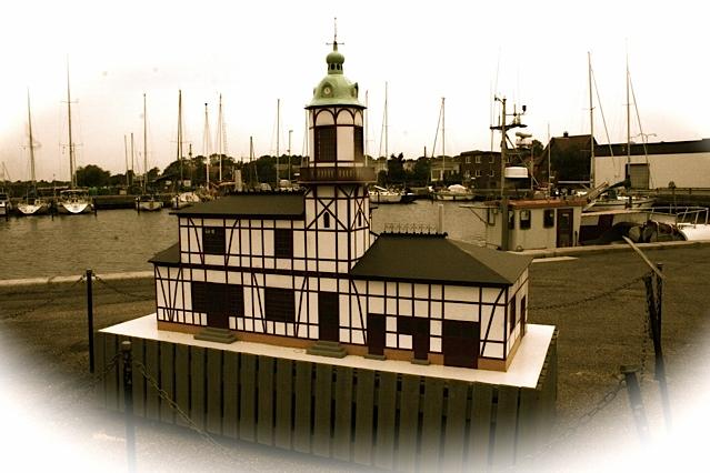 Hafenschloss Stege Moen