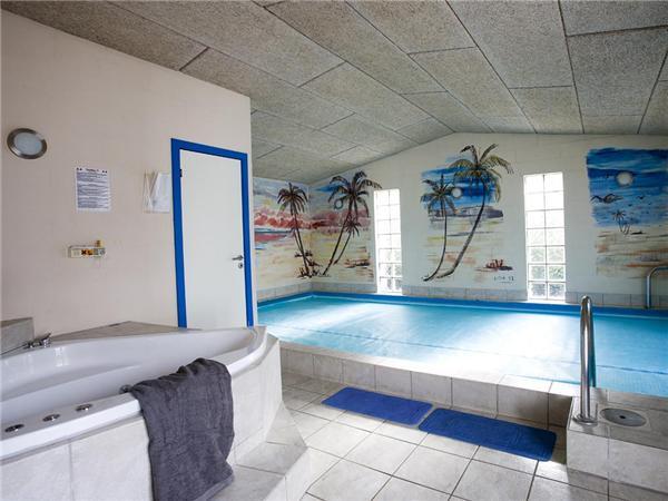Poolhaus auf Mön - der große Pool