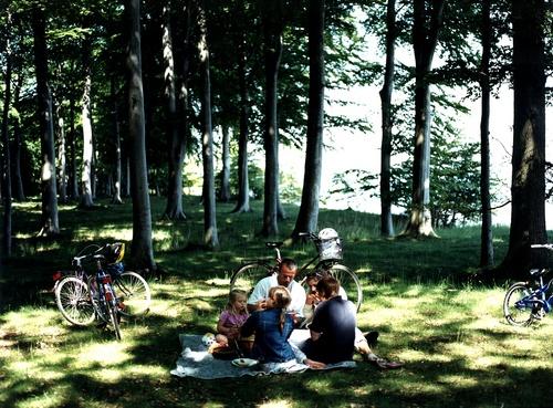 Fahrrad Urlaub auf der Insel Mön
