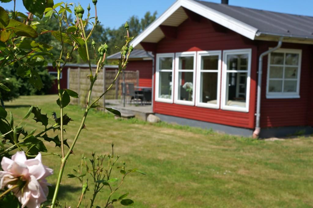 Ferienhaus auf der Insel Fünen