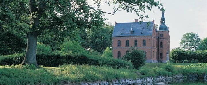 Ferienhäuser auf Langeland
