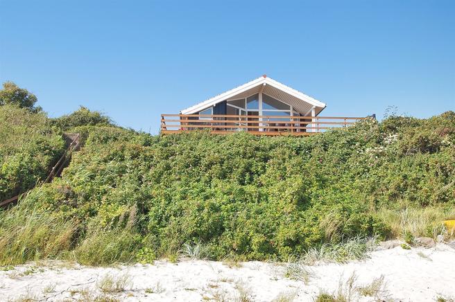 Toll: Ferienhaus in Dänemark mit Meerblick, direkt am Strand
