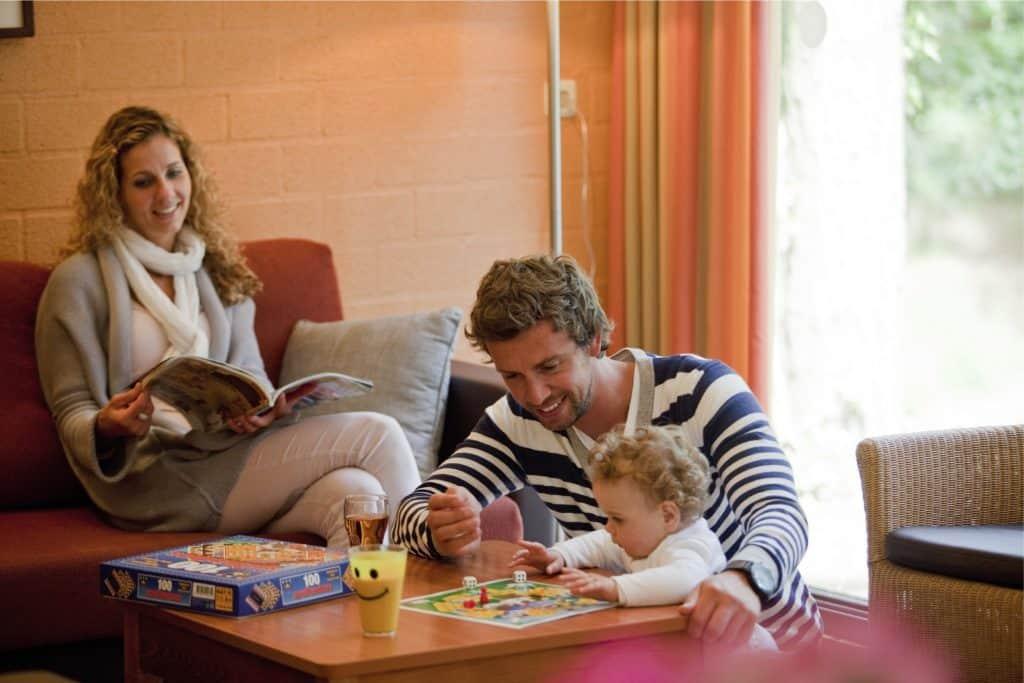 Qualitätszeit mit der Familie im Landal Dayz Park