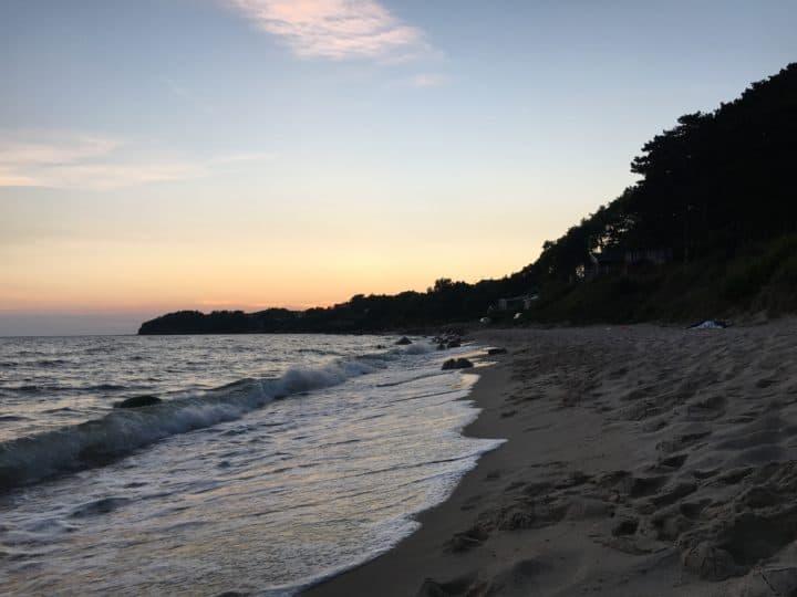Strand von Onsbaeck