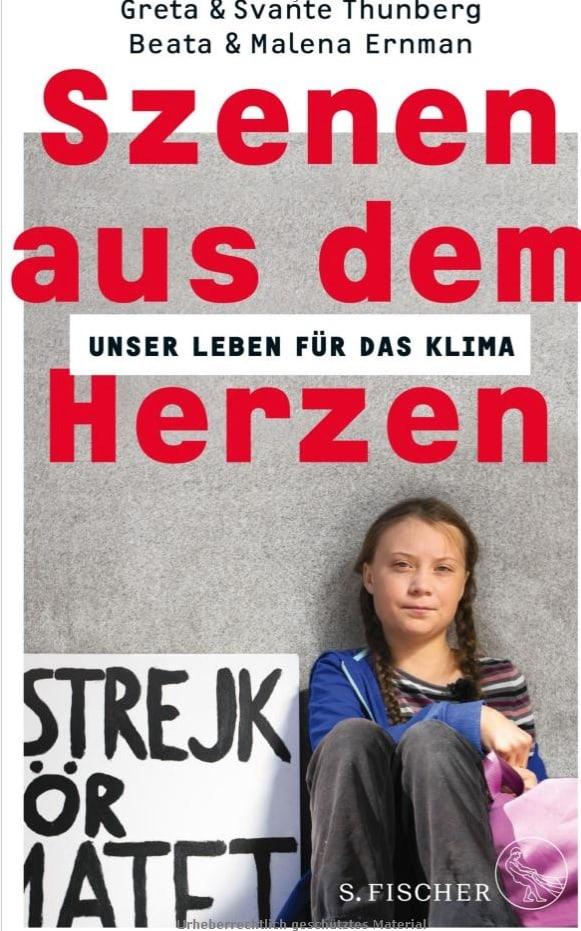 wo ist Greta Thunberg