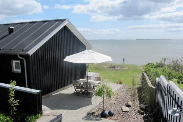 Ferienhaus in Binderup am Strand