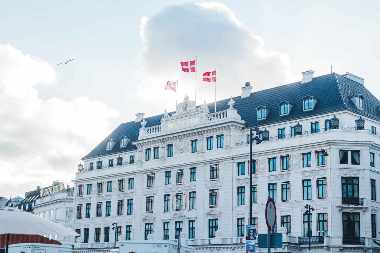 Hoteller i Danmark