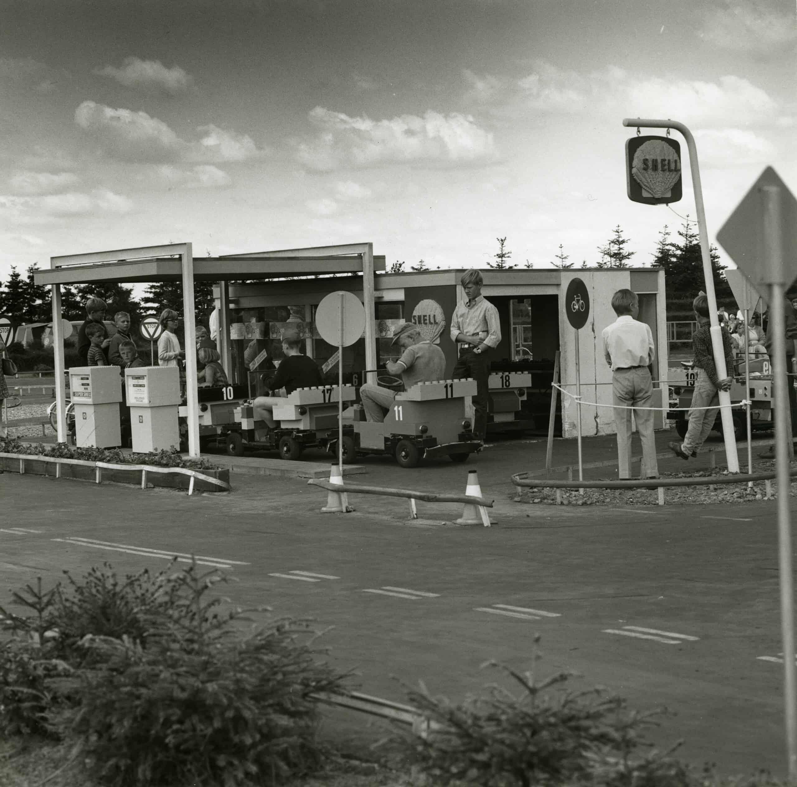 1968 Trafikskolen Fahrschule