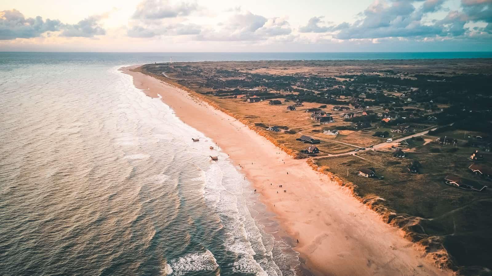henne strand dänische nordsee